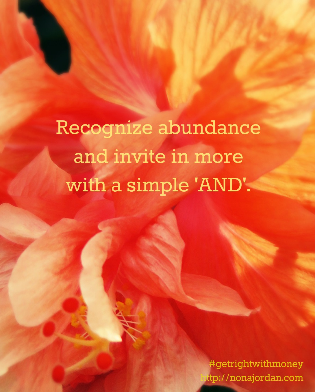 Abundant AND 2