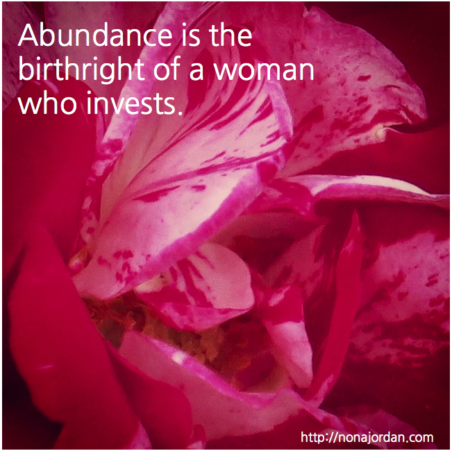 Be a woman who invests.004