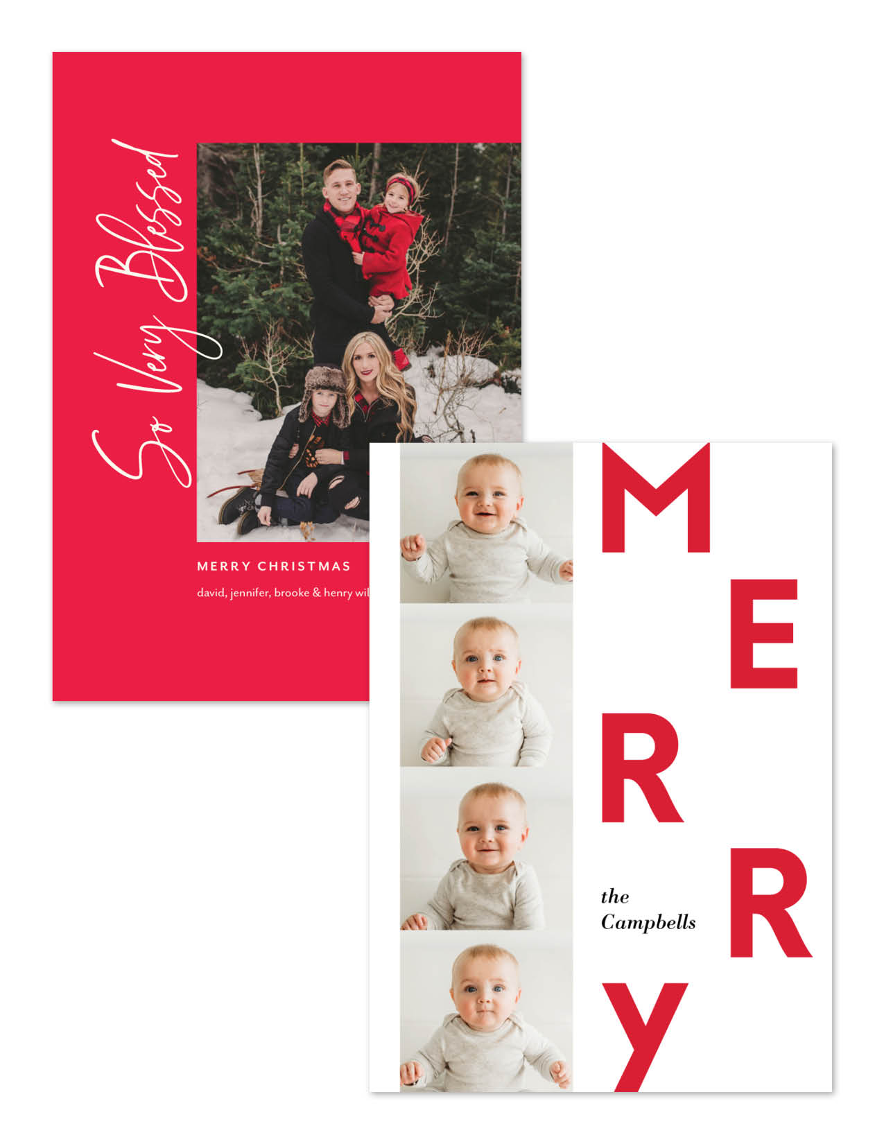 Shutterfly : holiday cards