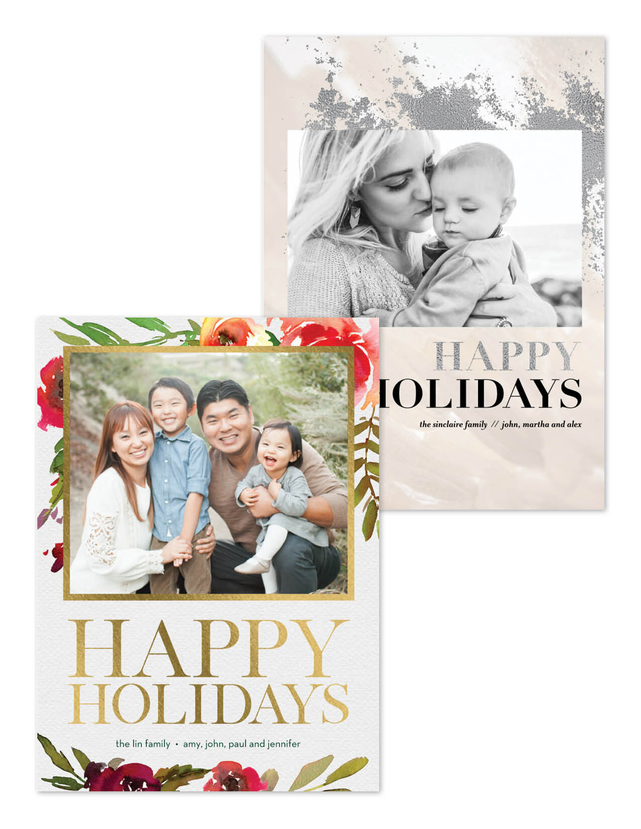 Shutterfly : holiday photo cards