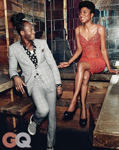 GQ Harlem Karl Franz Williams and Jamala Jones at 67 Orange.jpg
