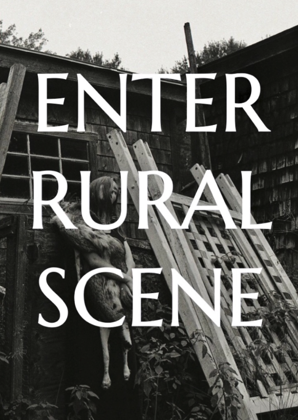 Welcome Can Be A Difficult Word - Letter in Enter Rural Scene anthology