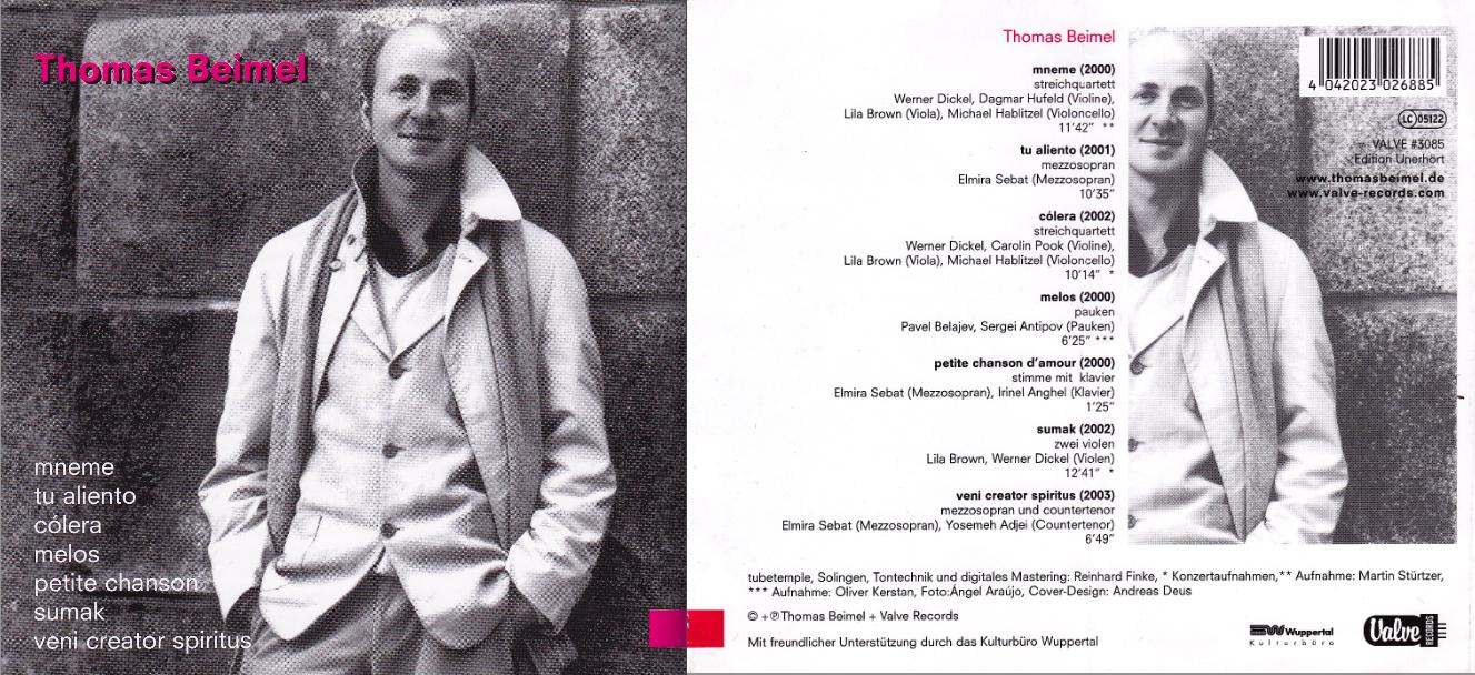 2004: THOMAS BEIMEL