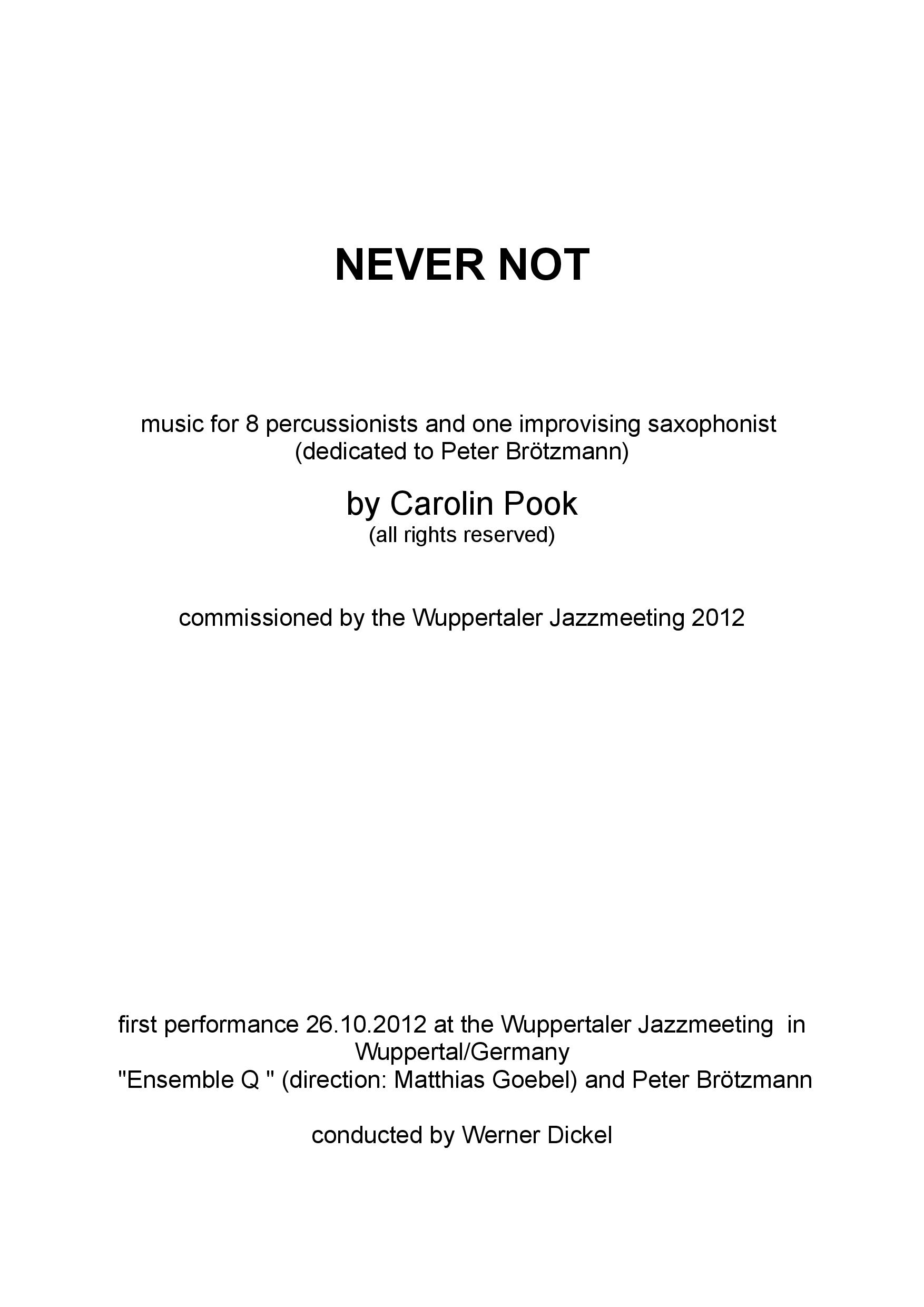 NEVER NOT - Partitur A3-page-001.jpg