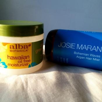 Alba Organics Hawaiian moisturizer
