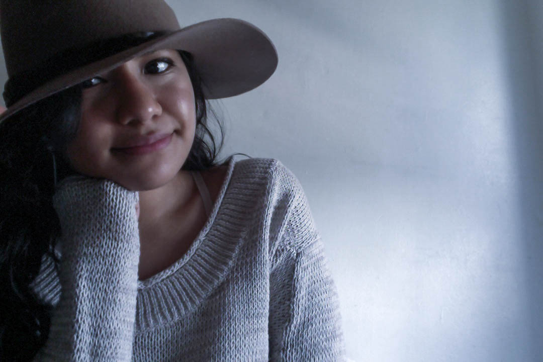 Staring at Stars hat, ByCorpus sweater