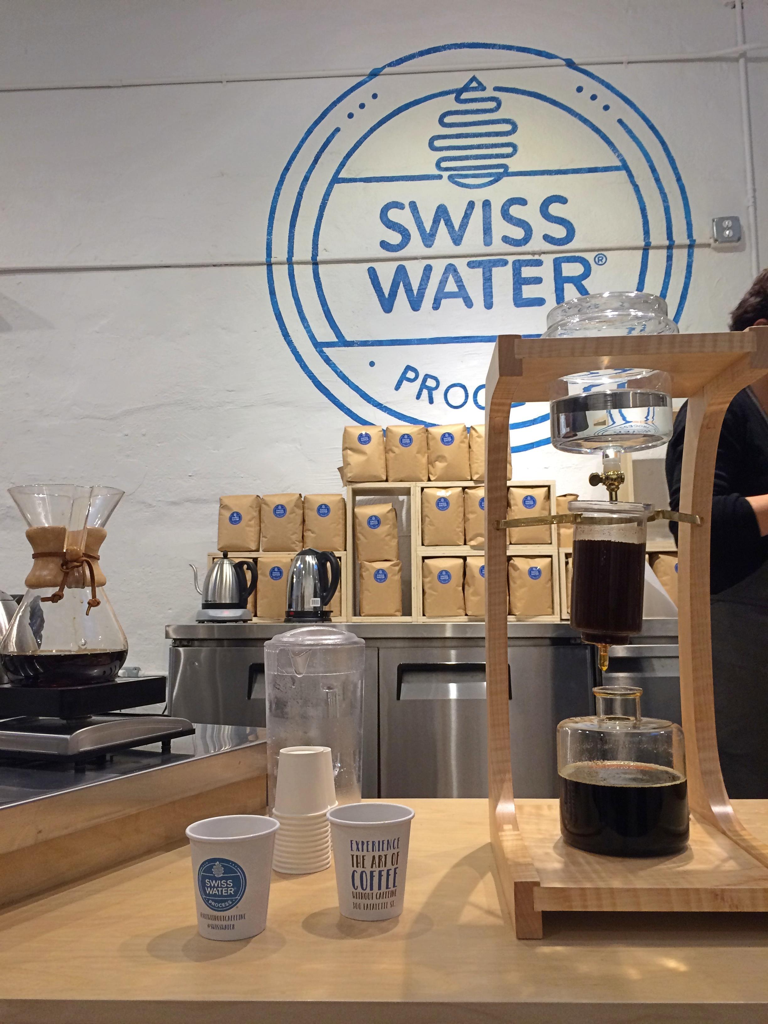 Espresso Station