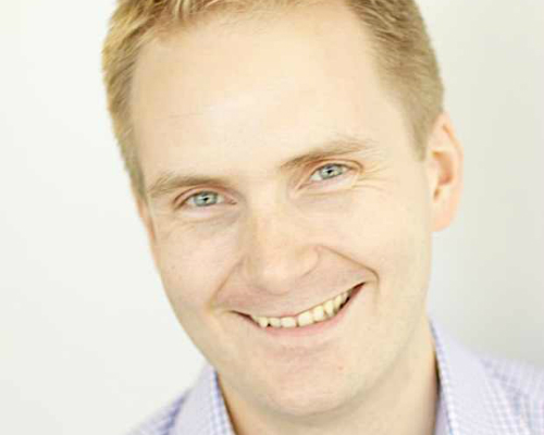 Erik Nordlander Google Ventures Partner, Engineering NYC, U.S