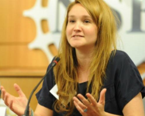 Sophie Lebrecht Neon Labs CEO & Co-founder San Francisco, U.S.