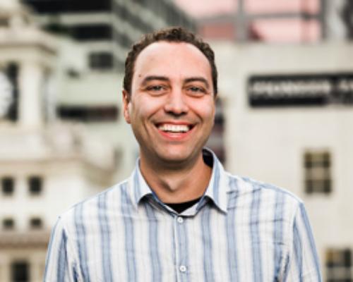 George Borshukov Intervisual Founder & CEO Portland, U.S.