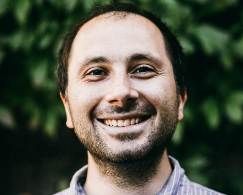 Alper Aydemir Volumental Co-Founder Stockholm, Sweden