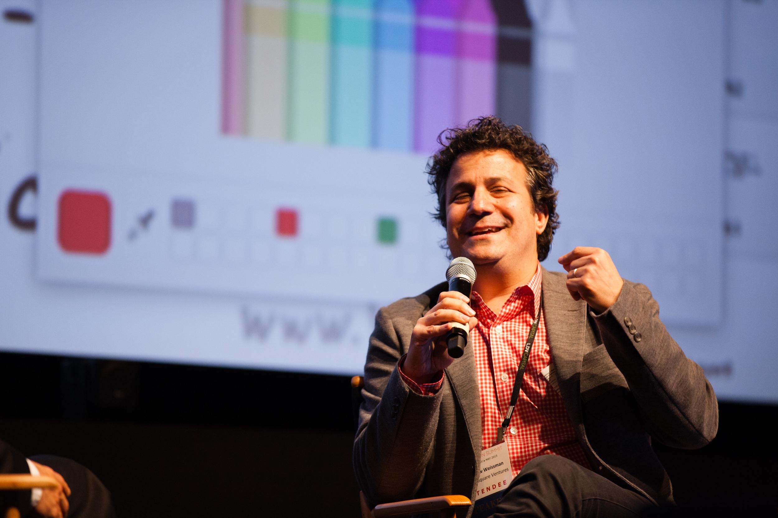 Andrew Weissman, Union Square Ventures©Robert Wright/LDV Vision
