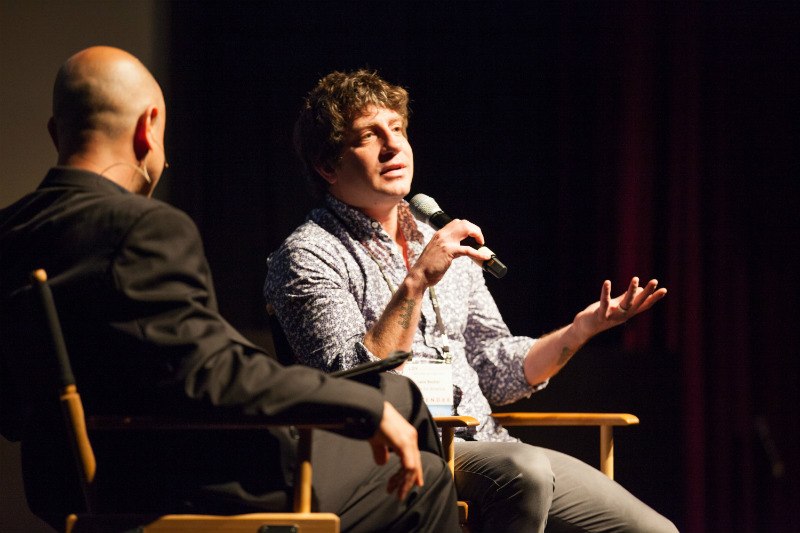 Lane Becker and Evan Nisselson - LDV Vision Summit Fireside Chat ©Robert Wright