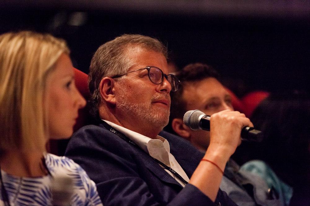Judge:Brian Cohen,NY Venture Partners, Founding Partner. NY Angels, Chairman ©Robert Wright/LDV Vision Summit