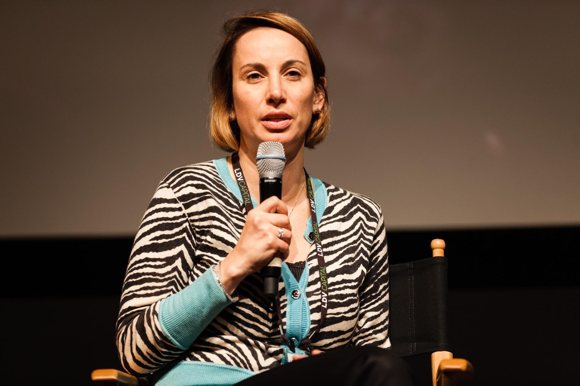 Liza Benson, Partner at StarVest Partners © Robert Wright/LDV Vision Summit