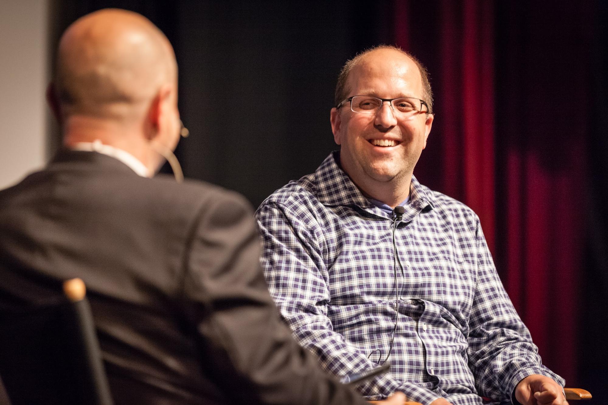 Josh Elman, Partner at Greylock Partners © Robert Wright/LDV Vision Summit