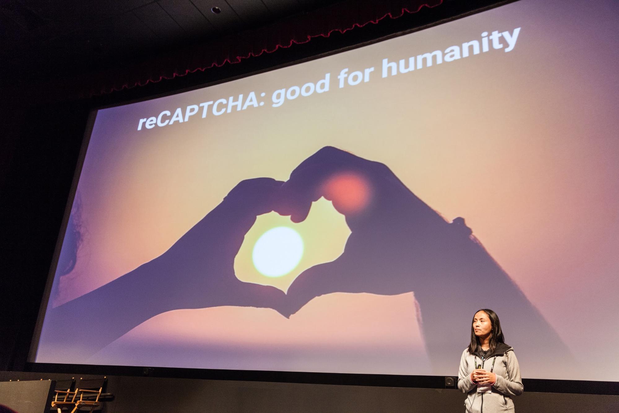 Ying Liu, Software Engineer at Google ©Robert Wright/LDV Vision Summit