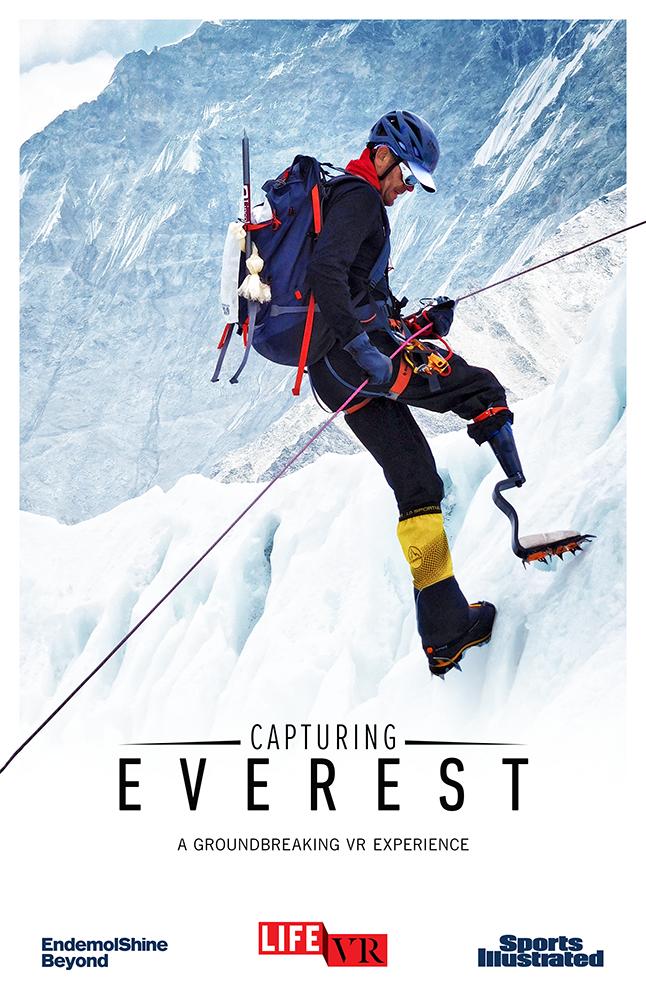 Capturing Everest ©LIFE VR & Sports Illustrated