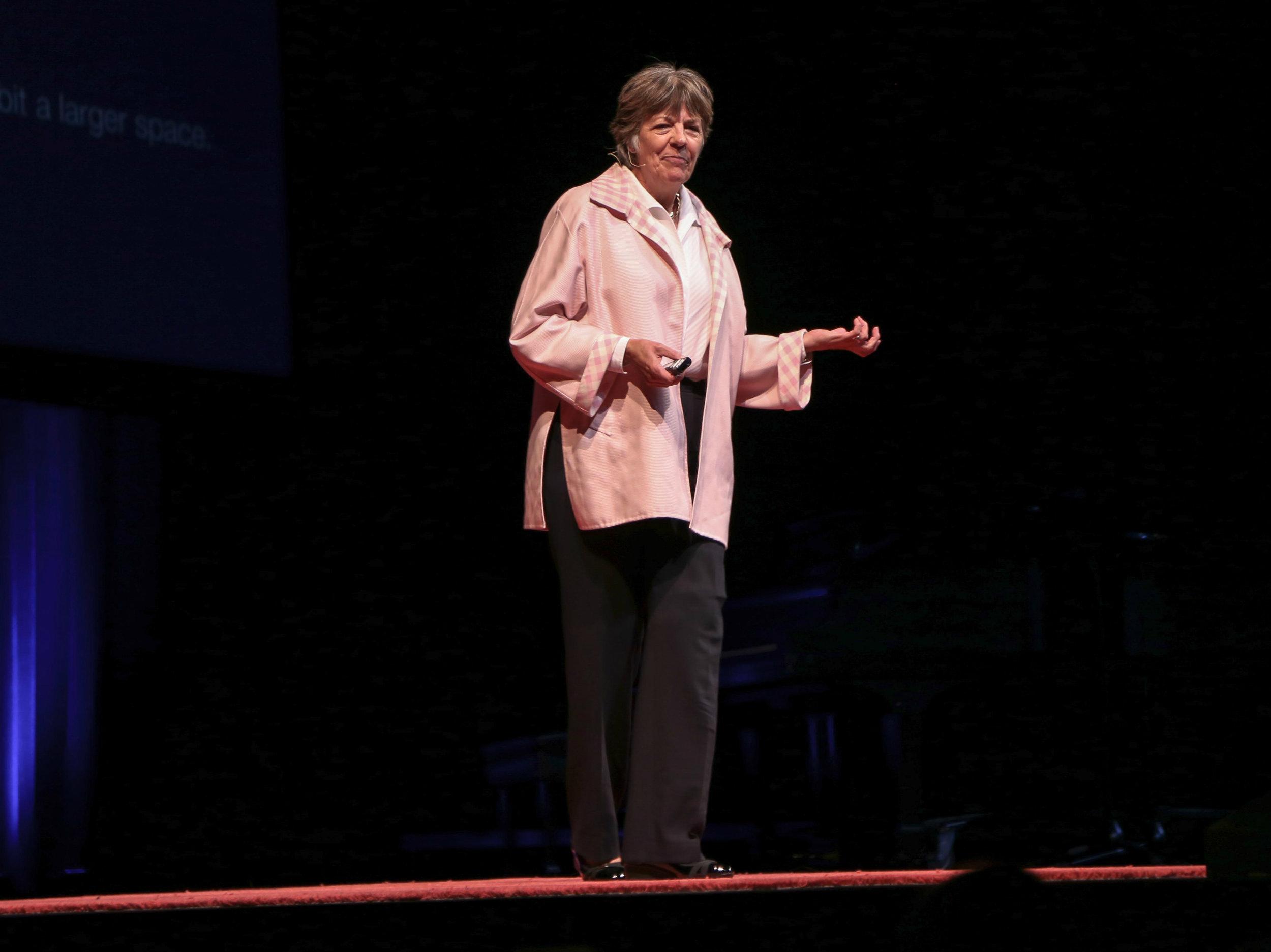 Judy Robinett, Founder & President of JRobinett Enterprises