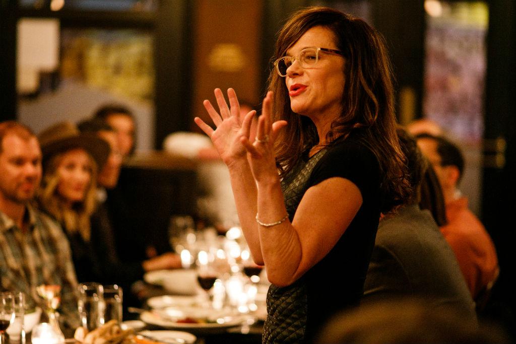 LDV Community Dinner  Natalie Diggins, Founder, Advisor & Investor  © Robert Wright