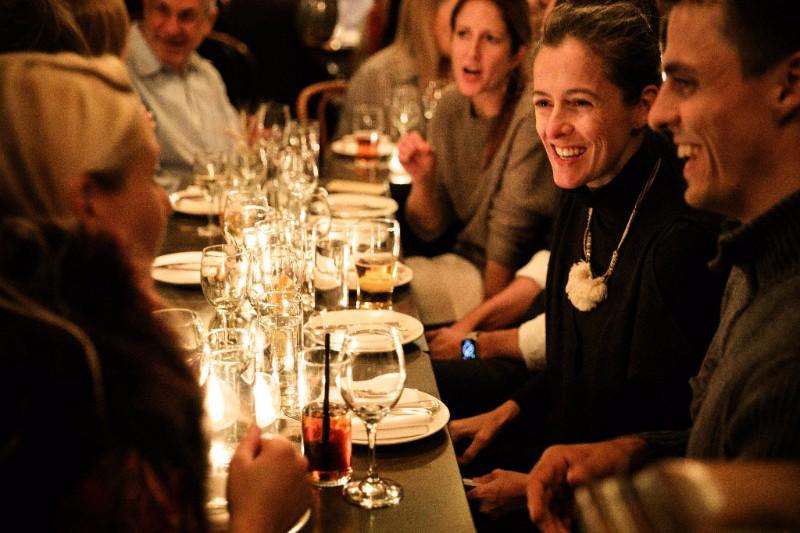 LDV Community Dinner © Robert Wright