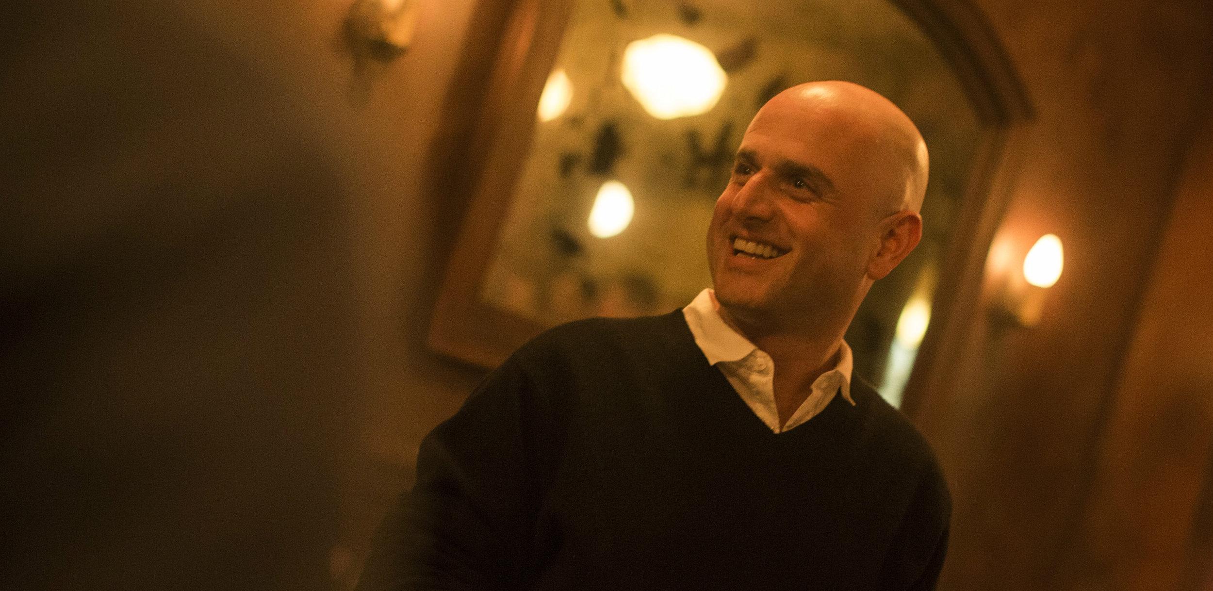 Evan Nisselson, General Parter & Founder of LDV Capital © Ron Haviv
