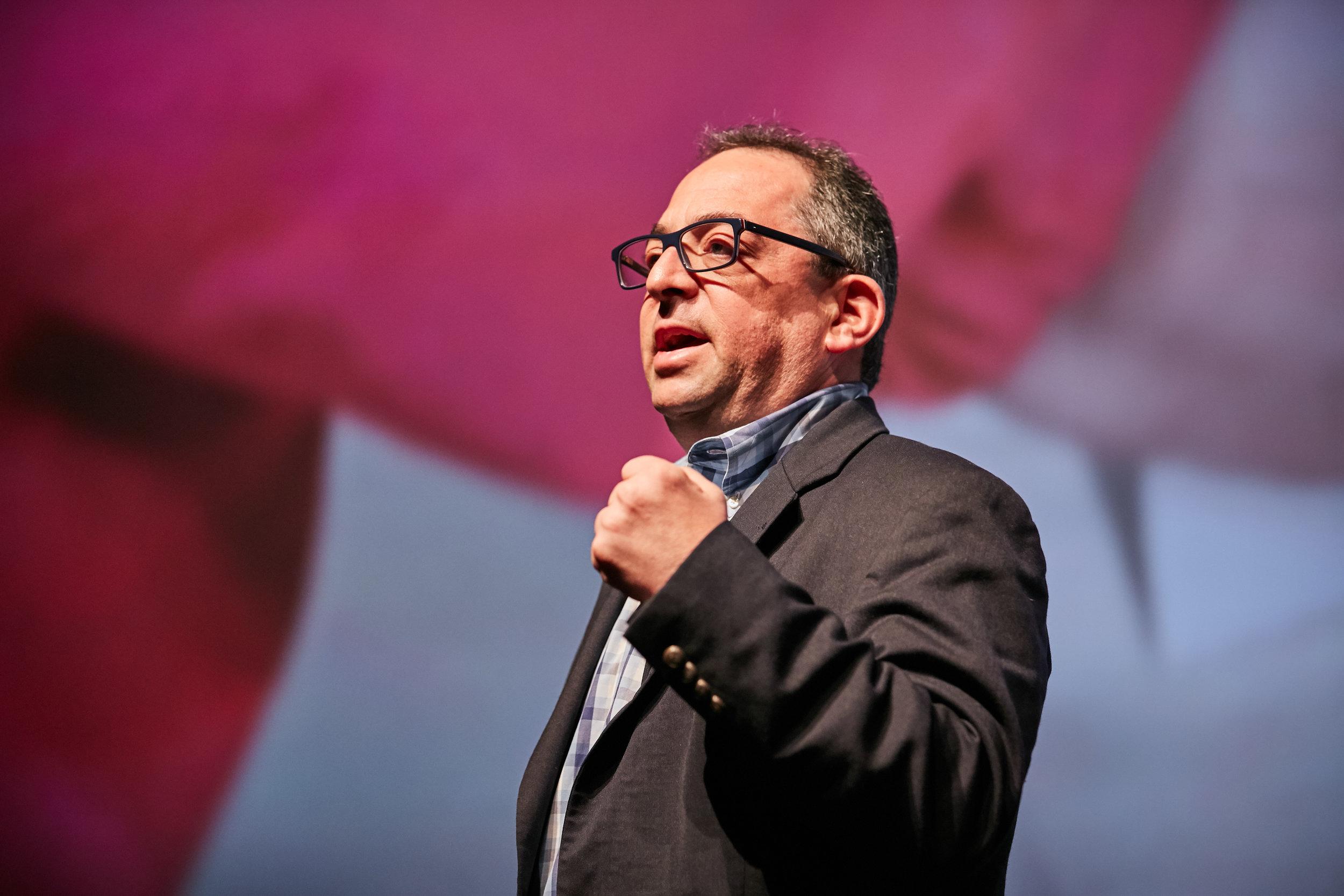 Jason Eichenholz, Luminar Technologies, CTO & Co-Founder ©Robert Wright/LDV Vision Summit 2018