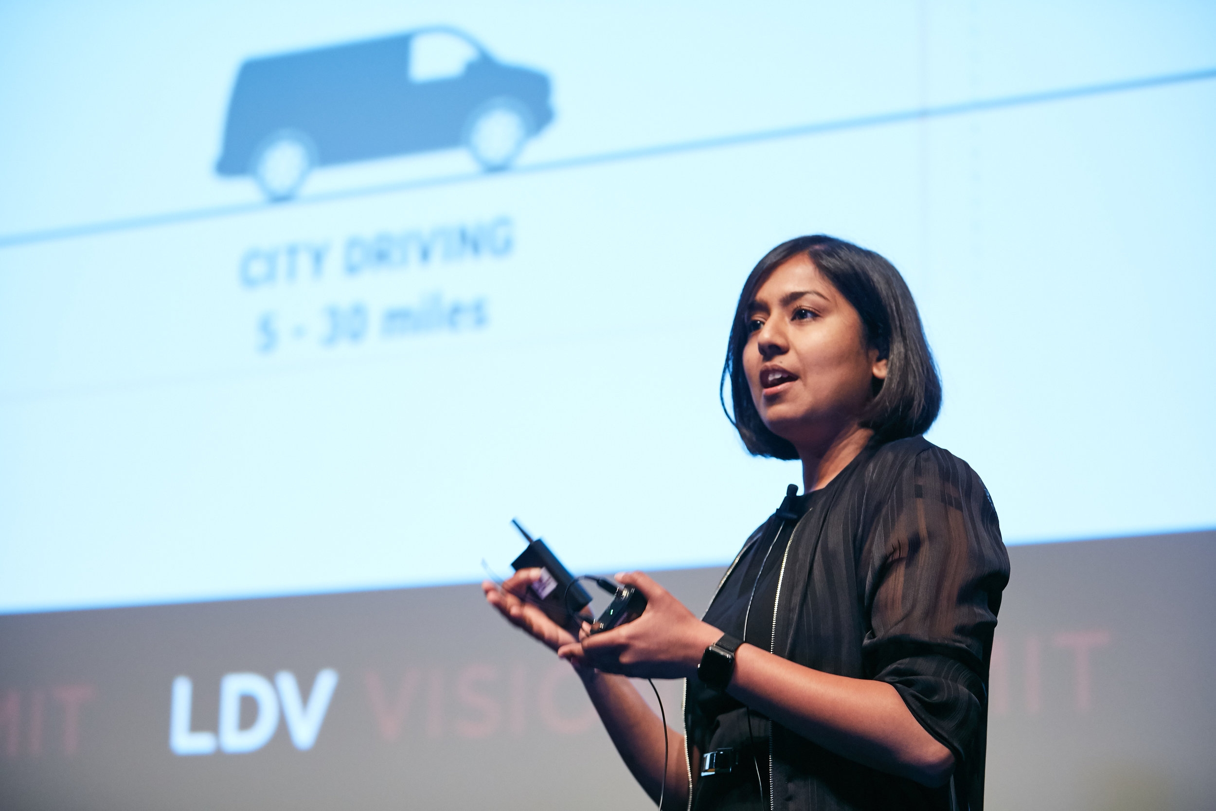 Apeksha Kumavat, Co-Founder & Chief Engineer of Gatik ©Robert Wright/LDV Vision Summit 2019