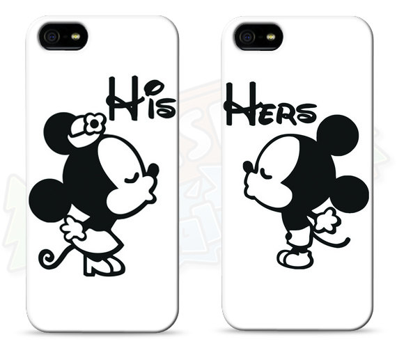 His and Hers phone case