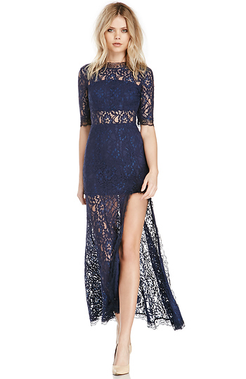 Daily Look Lace Maxi