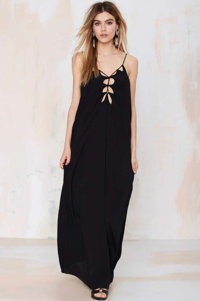 All Tied Down Maxi