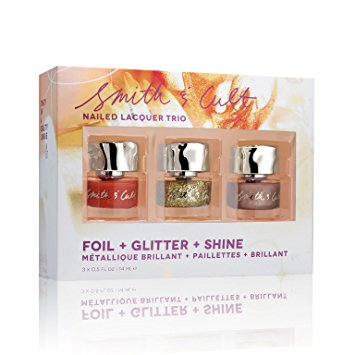 Smith and Cult Holiday Set Nail Trio