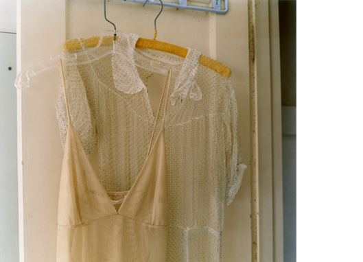 Untitled   (night gowns)  C-print