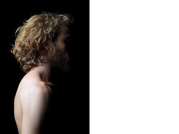 Anonymous 1  31 x 21 inches Archival pigment print, edition 5