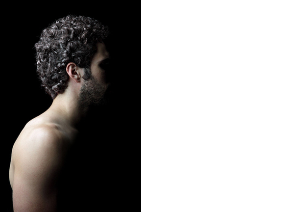 Anonymous 6  31 x 21 inches Archival pigment print, edition 5