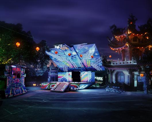Chiayi Taiwan 2008  Stage 4, Edition 5/6 image size 60 x 75 cm Lightjet C Print