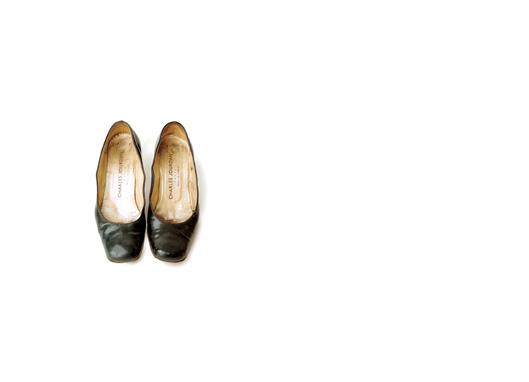 Zapatos, 1998  Objetos Paris series