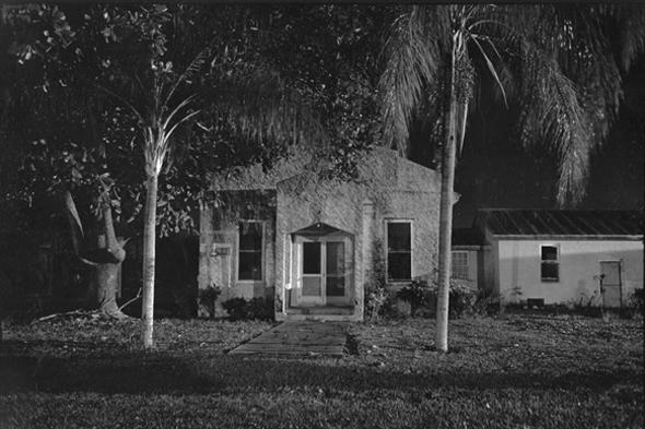Princeton, Florida, 1974  Gelatin silver print