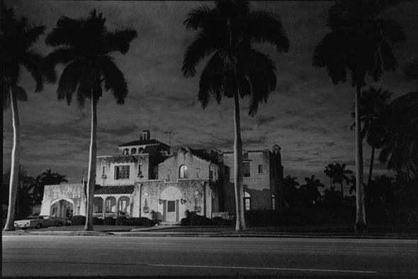 Hollywood, Florida, 1975  Gelatin silver print