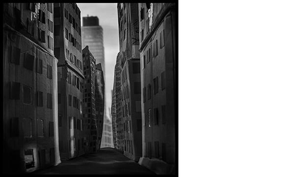EDISON PENAFIEL  Barrio Alto #7  23 x 23 inches Archival pigment print
