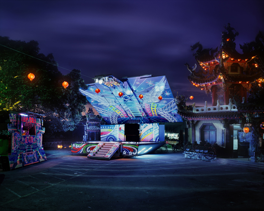 Stage 4, Chiayi Taiwan   2008  24 x 30 inches  Lightjet C-print, Edition 6