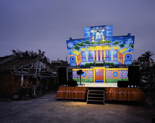 Stage 8, Chiayi County,Taiwan  2010  40 x 50 inches  Lightjet C-print, Edition 3