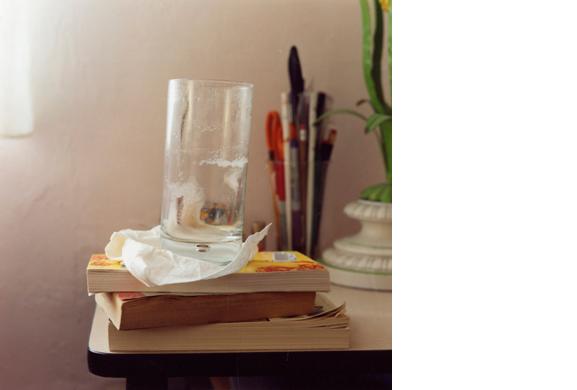 Untitled (glass), 2013  C-print