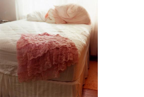 Untitled (skirt), 2013  C-print