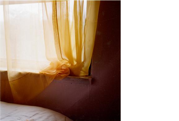 Untitled (curtain), 2013  C-print