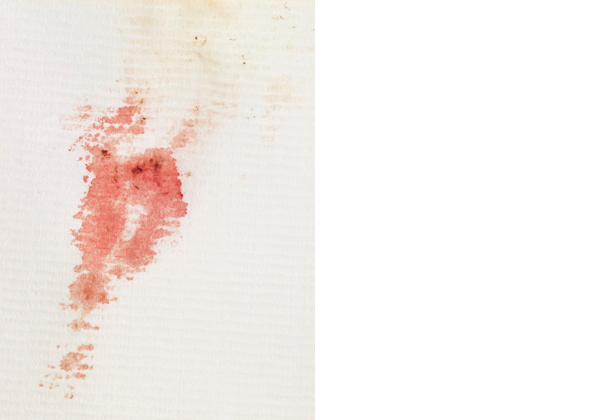 Red  Archival pigment print