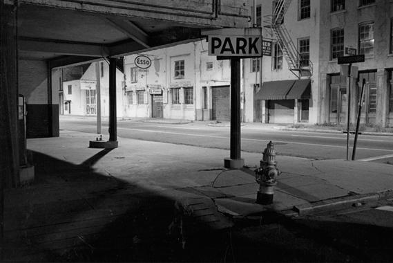 BILL MAGUIRE  New Orleans, 1977  Gelatin silver print