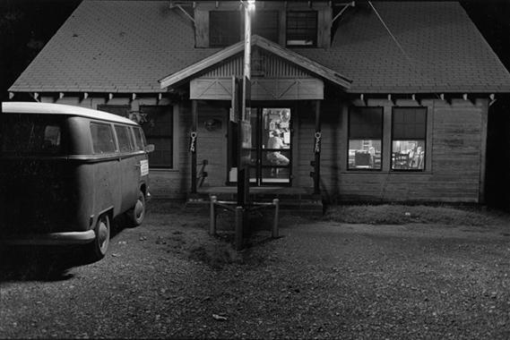 BILL MAGUIRE  Louisiana, 1977  Gelatin silver print