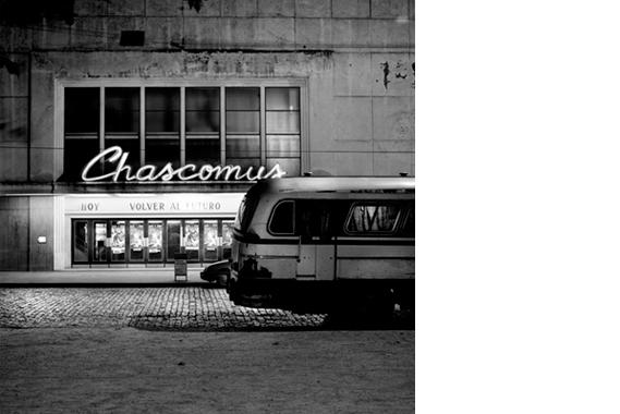 ROBERTO RIVERTI  Cine de Chascomus, 1986  Archival pigment print on cotton paper