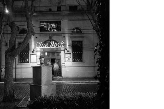 ROBERTO RIVERTI  Cine York, 2011  Archival pigment print on cotton paper
